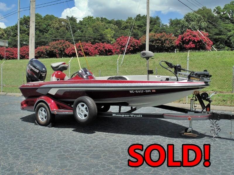 Ranger Boats 188VX  2009
