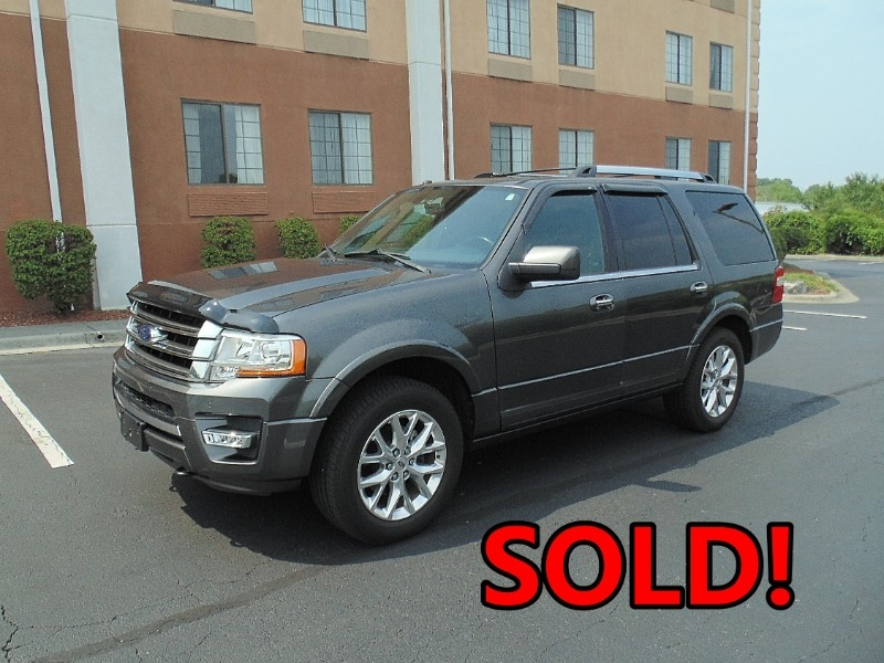 Ford Expedition Limited 4WD 2016