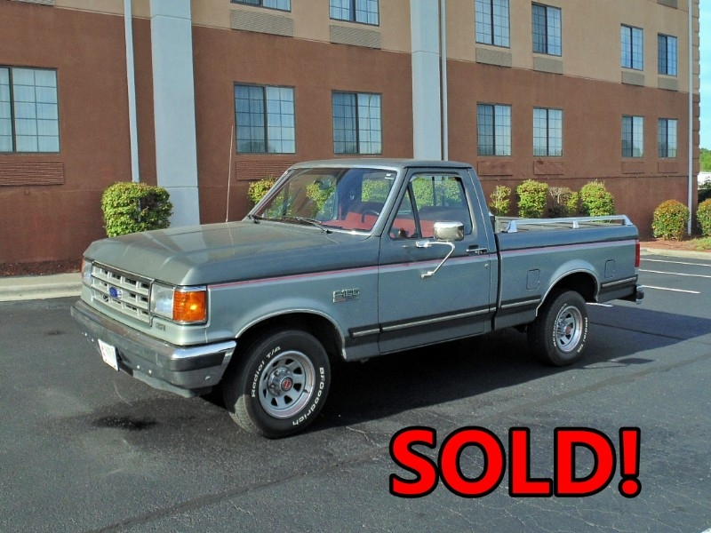 Ford F-150  1988