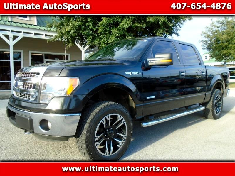 2013 Ford F-150 XLT SuperCrew Short Box 4WD