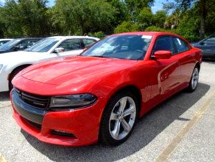 2016 Dodge Charger 4dr Sdn 5-Spd Auto R/T RWD