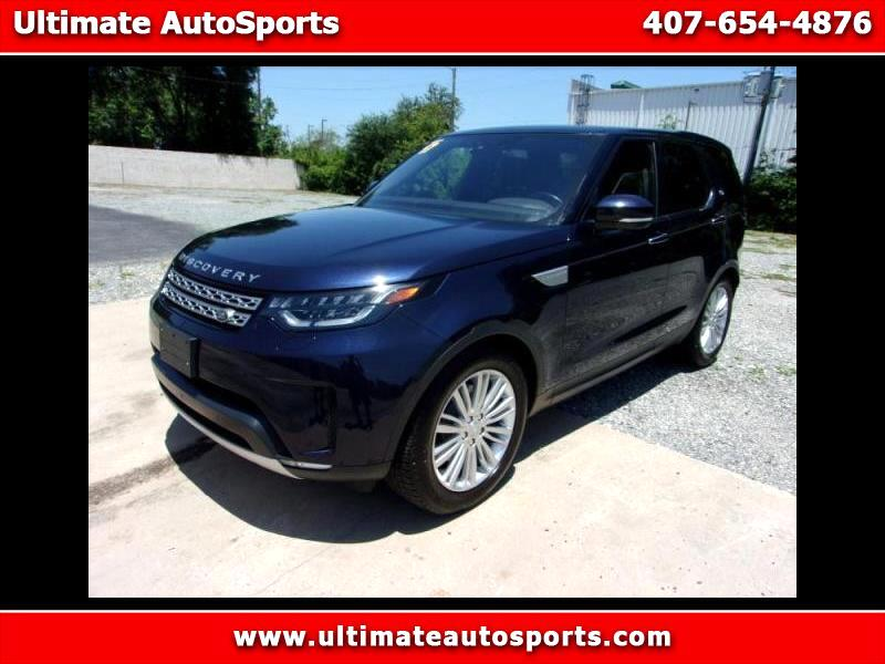 2017 Land Rover Discovery HSE Luxury V6 Supercharged