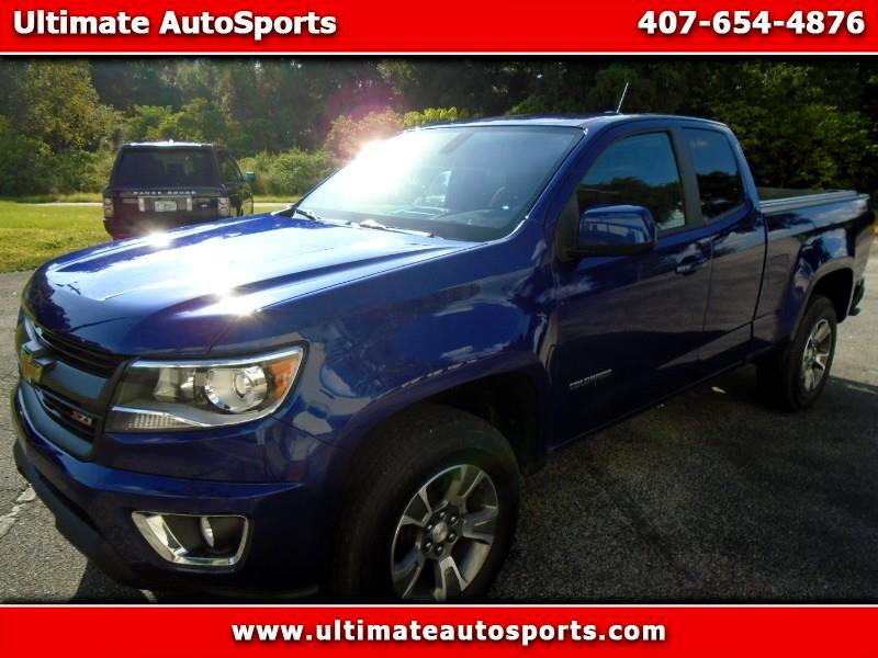 "2017 Chevrolet Colorado 2WD Ext Cab 128.3"" Z71"