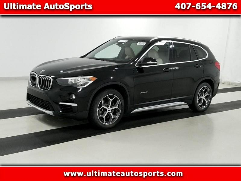 2016 BMW X1 AWD 4dr xDrive28i