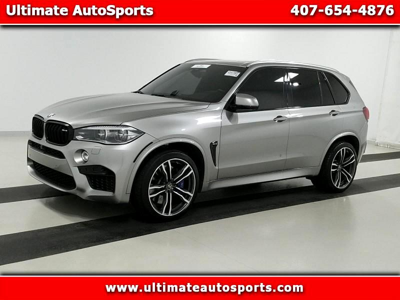 2017 BMW X5 M Sports Activity Vehicle