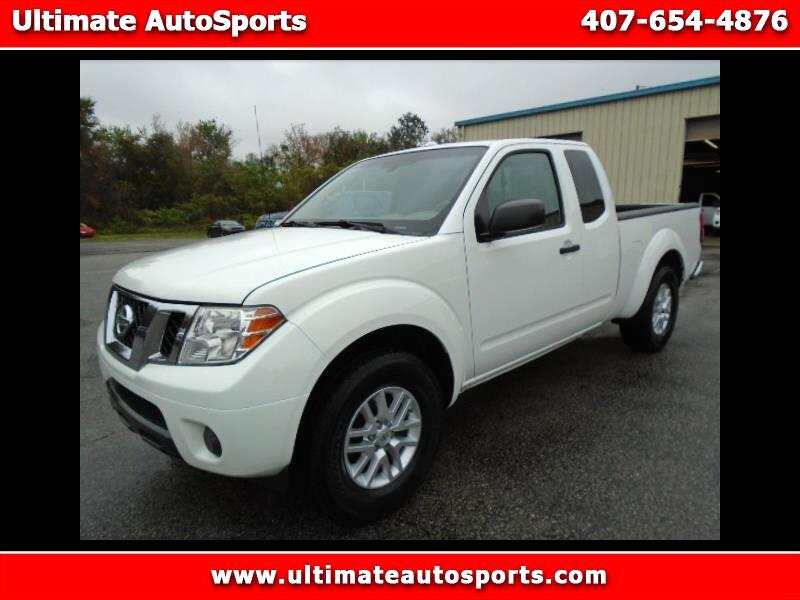 Nissan Frontier 2WD King Cab V6 Auto SV 2016