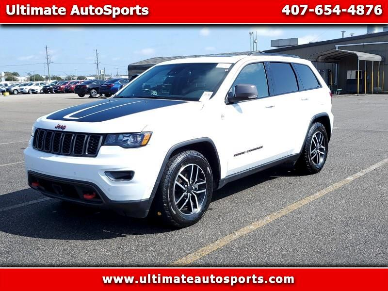 Used Jeep Grand Cherokee Ocoee Fl