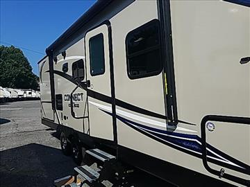 2019 KZ Recreational Vehicles Connect