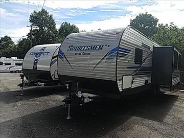 2019 KZ Recreational Vehicles Sportsmen