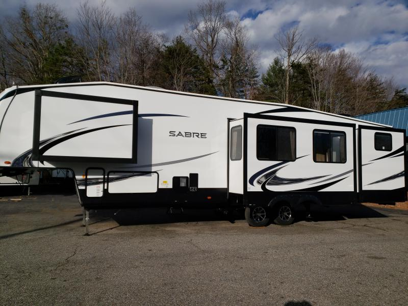 2019 Forest River Sabre 36 FRP