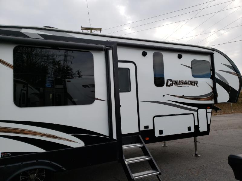 2019 Forest River Crusader 337 QBH