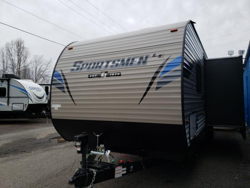 2019 KZ Recreational Vehicles Sportsmen 291 BHLE