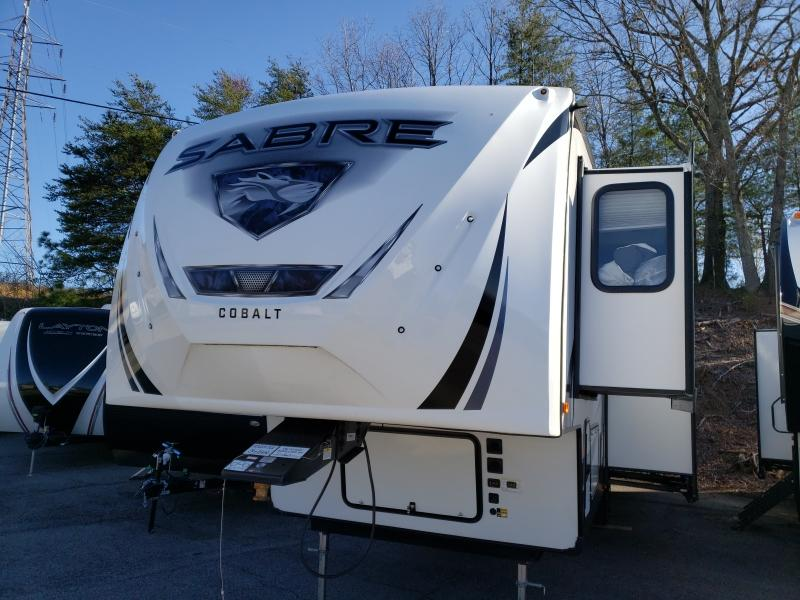 2019 Forest River Sabre 36 BHQ