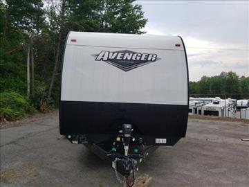 2019 Forest River Avenger
