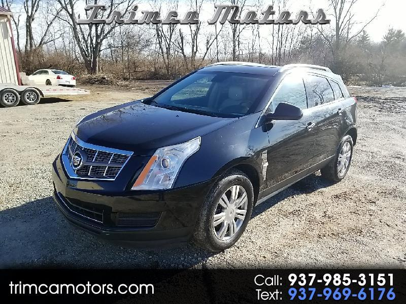 Cadillac SRX Luxury Collection AWD 2010