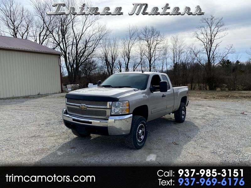 Chevrolet Silverado 2500HD Work Truck Ext. Cab Std. Box 4WD 2008