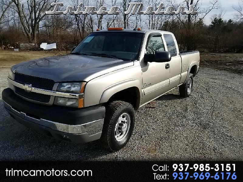 Chevrolet Silverado 2500HD LT Ext. Cab Long Bed 4WD 2003