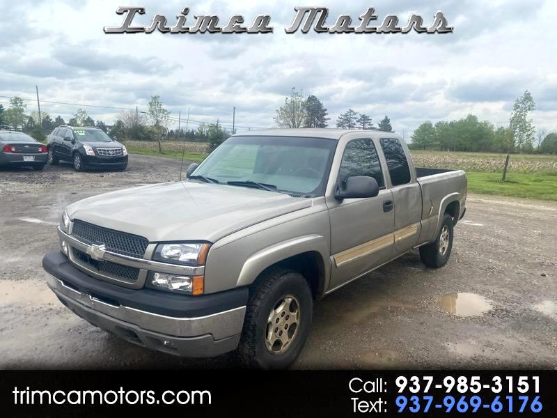 Chevrolet Silverado 1500 Ext. Cab Short Bed 4WD 2003