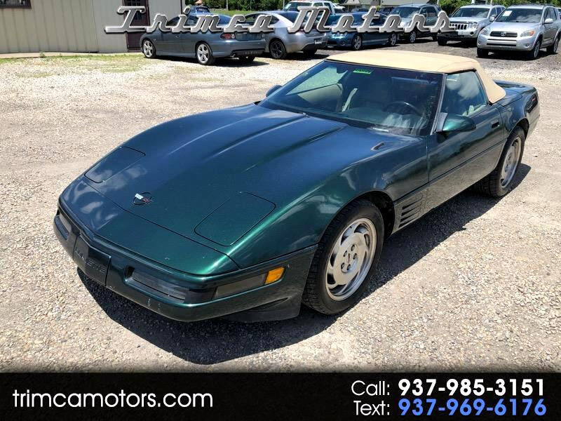 Chevrolet Corvette 2dr Convertible 1994