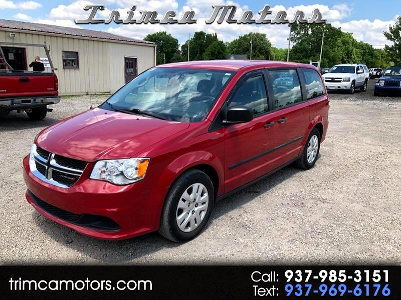 Dodge Grand Caravan 4dr Wgn American Value Pkg 2015