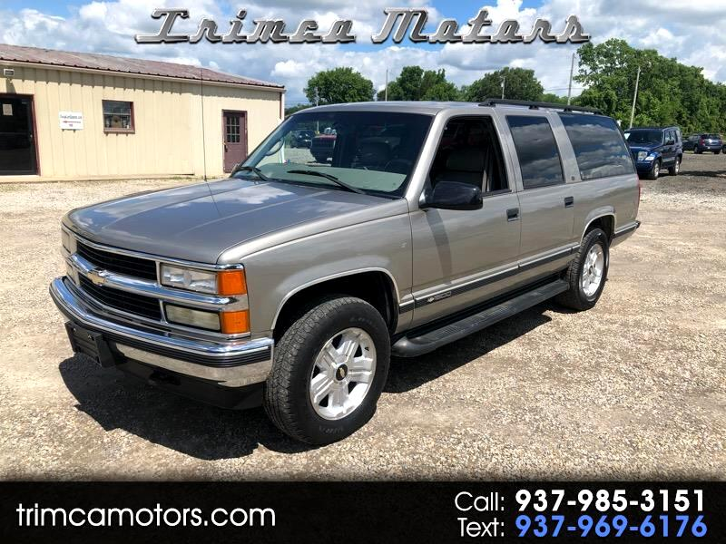 Chevrolet Suburban 1500 4WD 1999