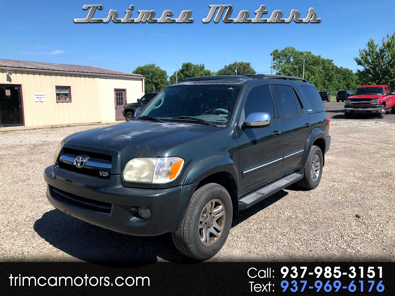 Toyota Sequoia 2WD 4dr Limited (Natl) 2007