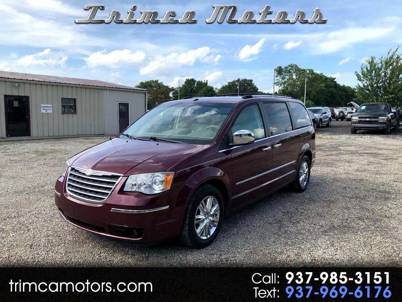 Chrysler Town & Country 4dr Wgn Limited 2008