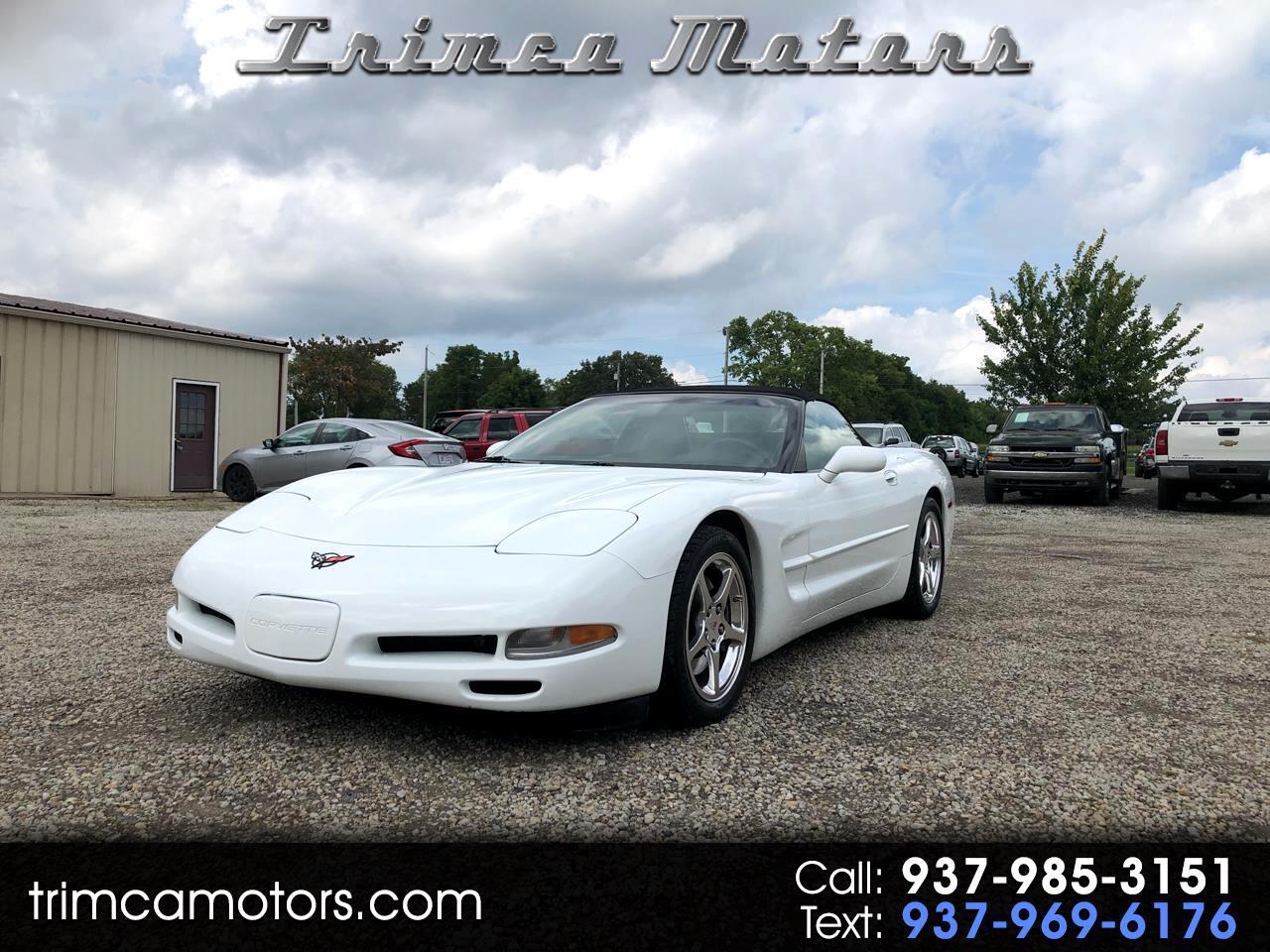 Chevrolet Corvette 2D Convertible 1998
