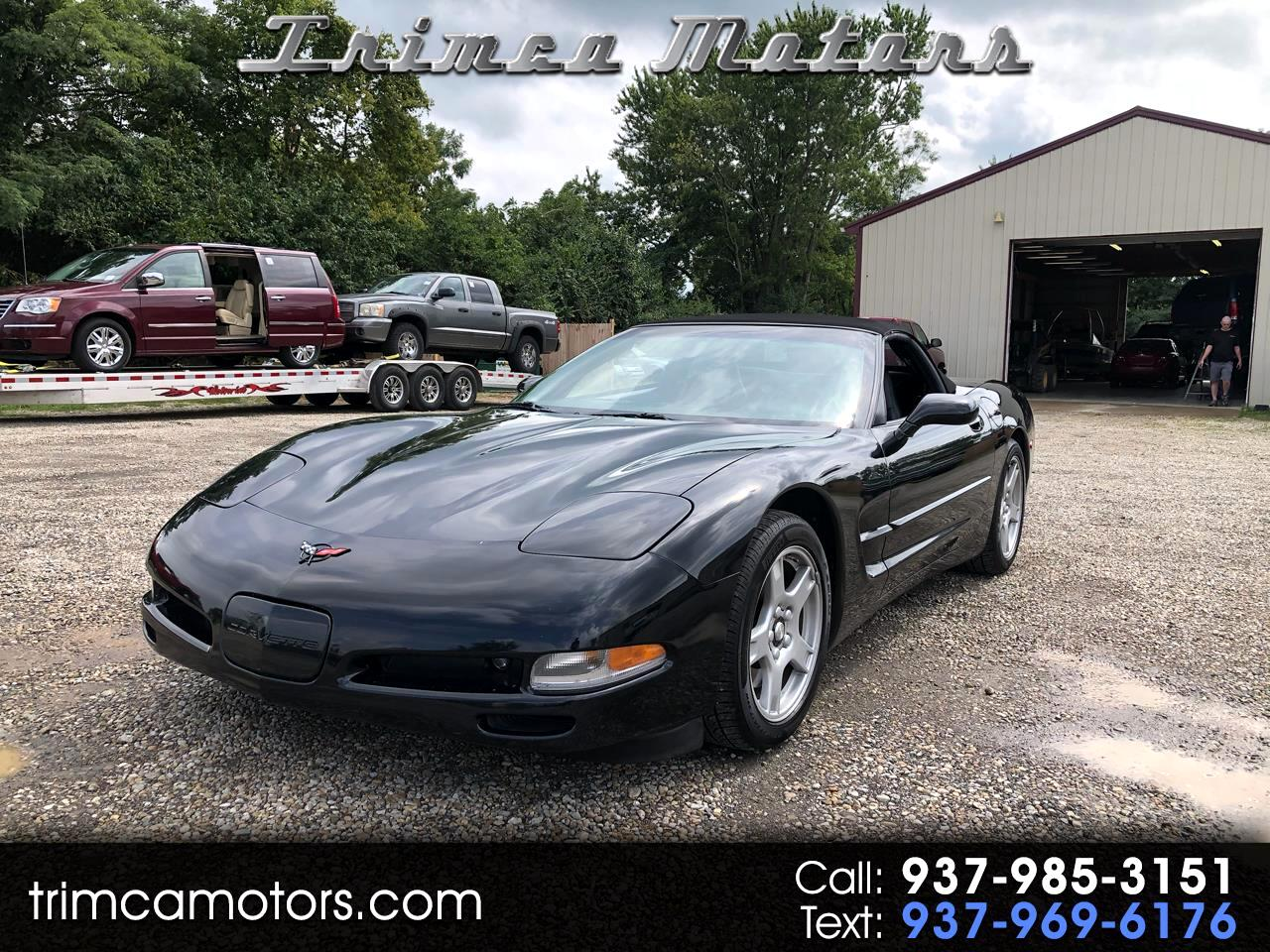Chevrolet Corvette 2D Convertible 1998