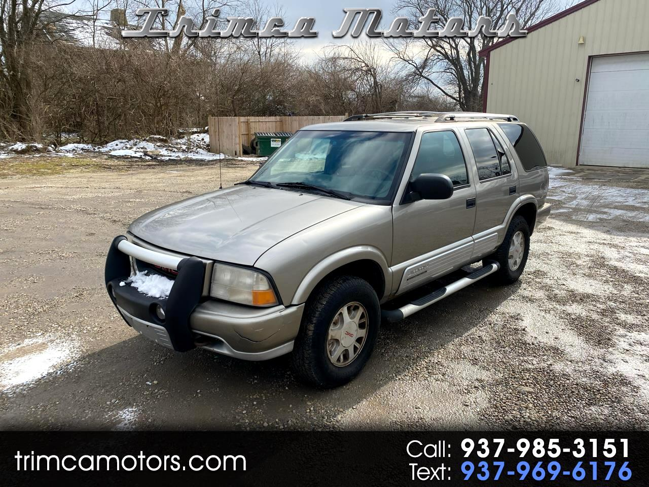 GMC Jimmy 4dr 4WD Diamond Edition 2001
