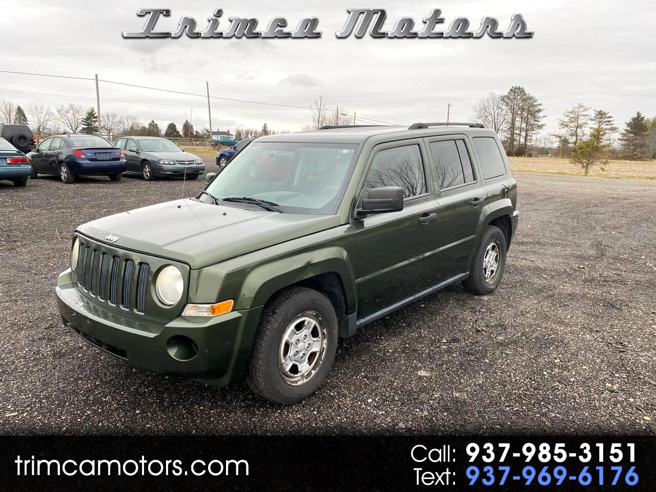 Jeep Patriot FWD 4dr Sport 2008
