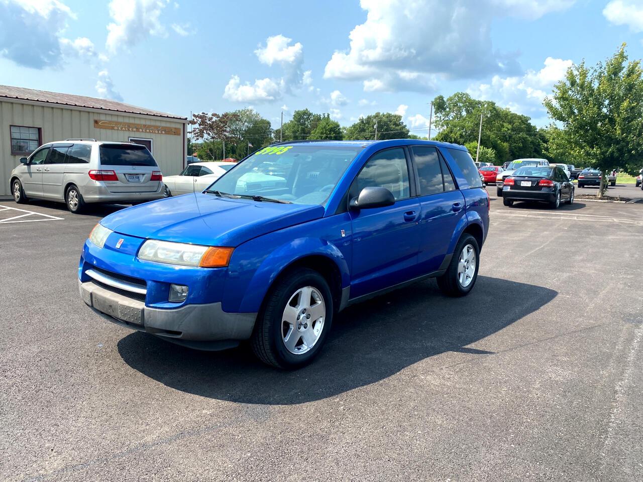Saturn VUE 4dr AWD Auto V6 2004