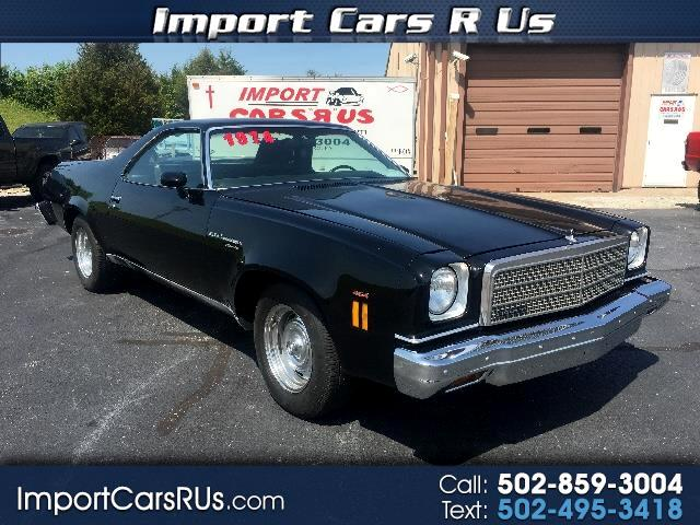 1974 Chevrolet El Camino Base