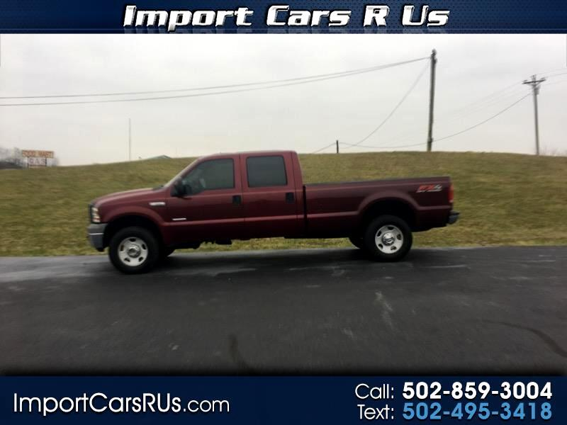 2005 Ford Super Duty F-350 SRW Crew Cab 172