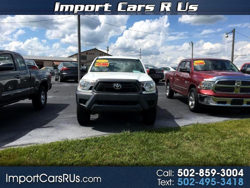 2014 Toyota Tacoma 2WD Access Cab I4 AT PreRunner (Natl)
