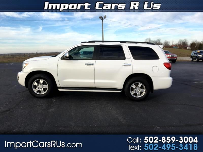 Toyota Sequoia 4WD 4dr LV8 6-Spd AT Ltd (Natl) 2008