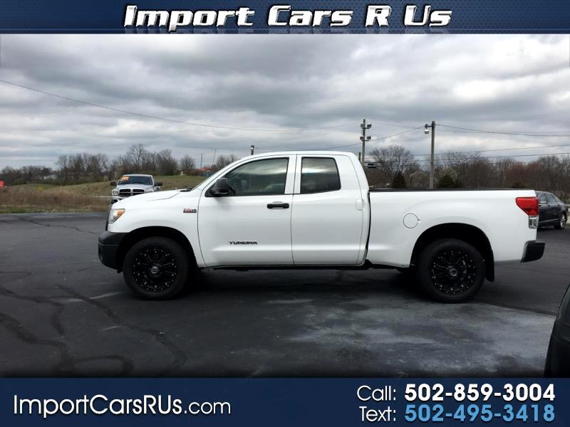 Toyota Tundra 4WD Truck Double Cab 5.7L FFV V8 6-Spd AT (Natl) 2013