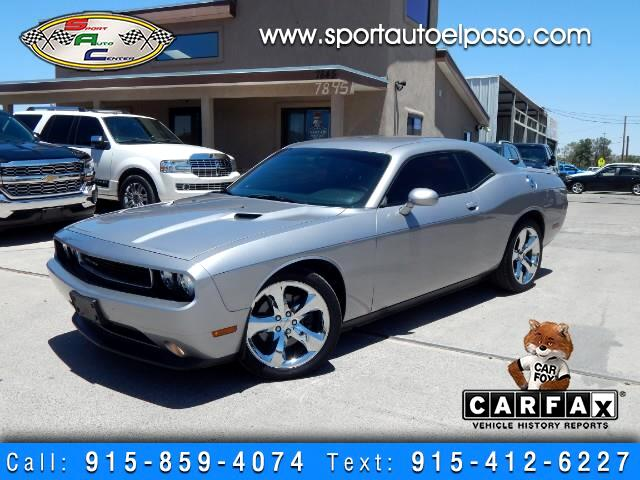 2014 Dodge Challenger SXT 100th Anniversary