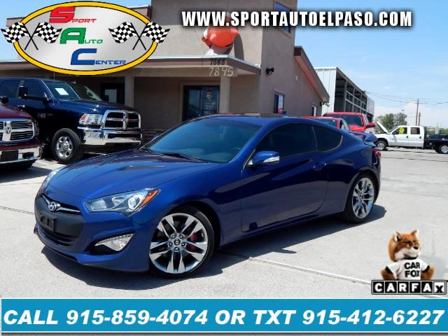 2015 Hyundai Genesis Coupe 3.8 Ultimate 6MT