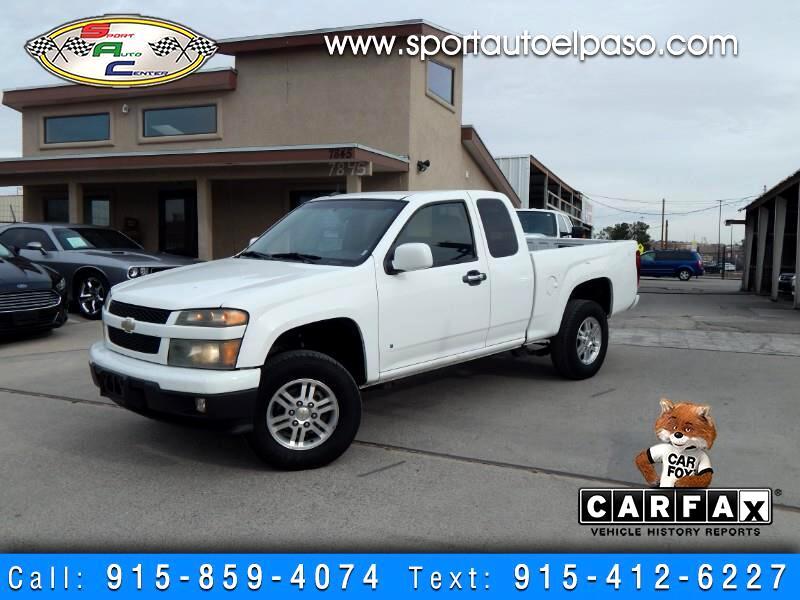 2009 Chevrolet Colorado 1LT Ext Cab