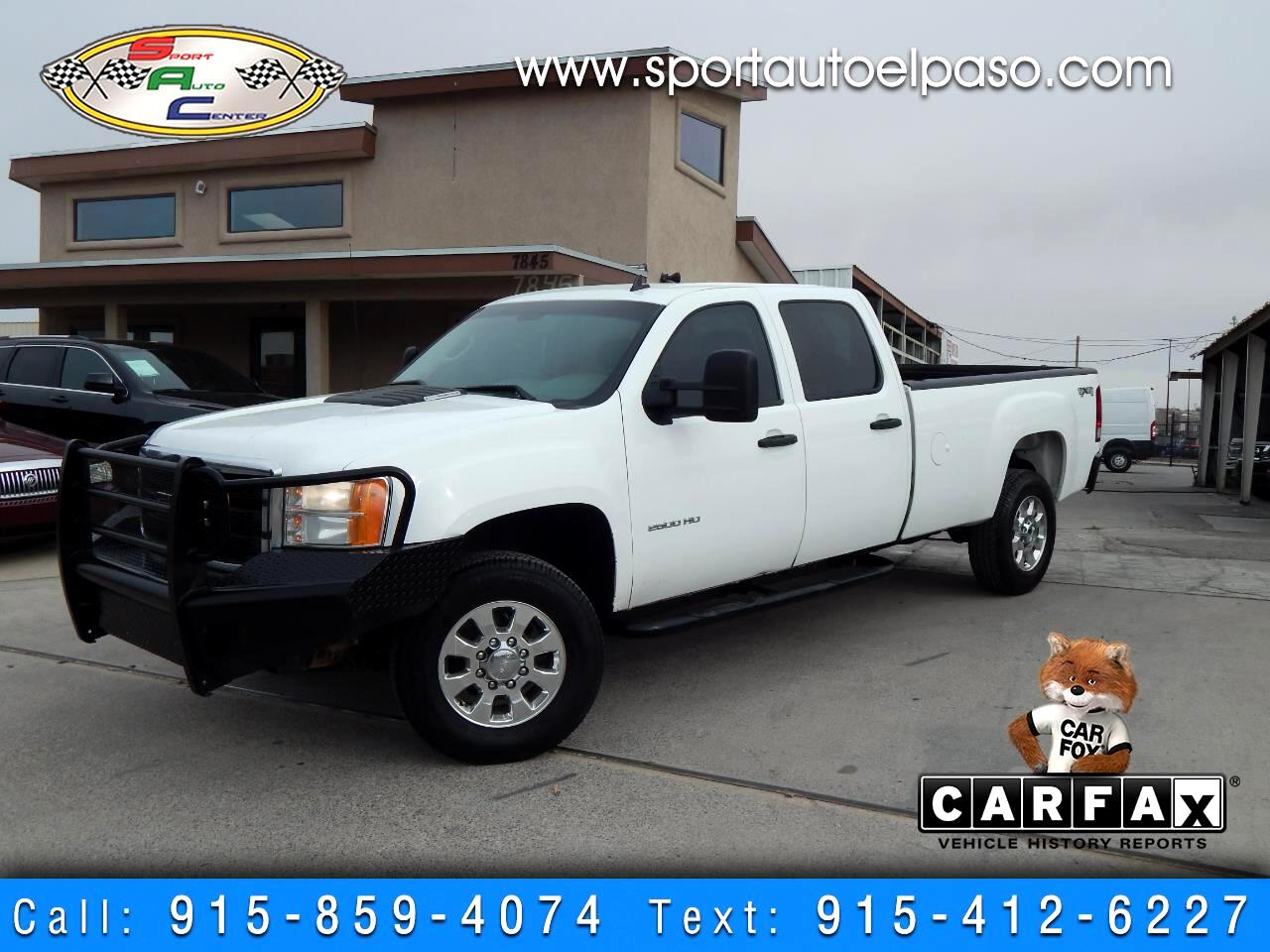 2014 GMC Sierra 2500HD SLE Crew Cab Long Bed 4WD
