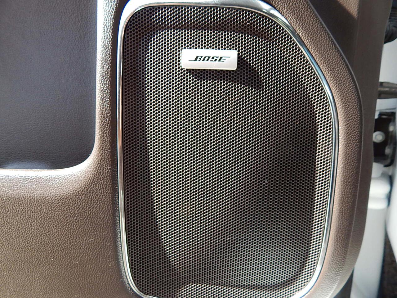 2016 Chevrolet Silverado 1500 LTZ Crew Cab 4WD
