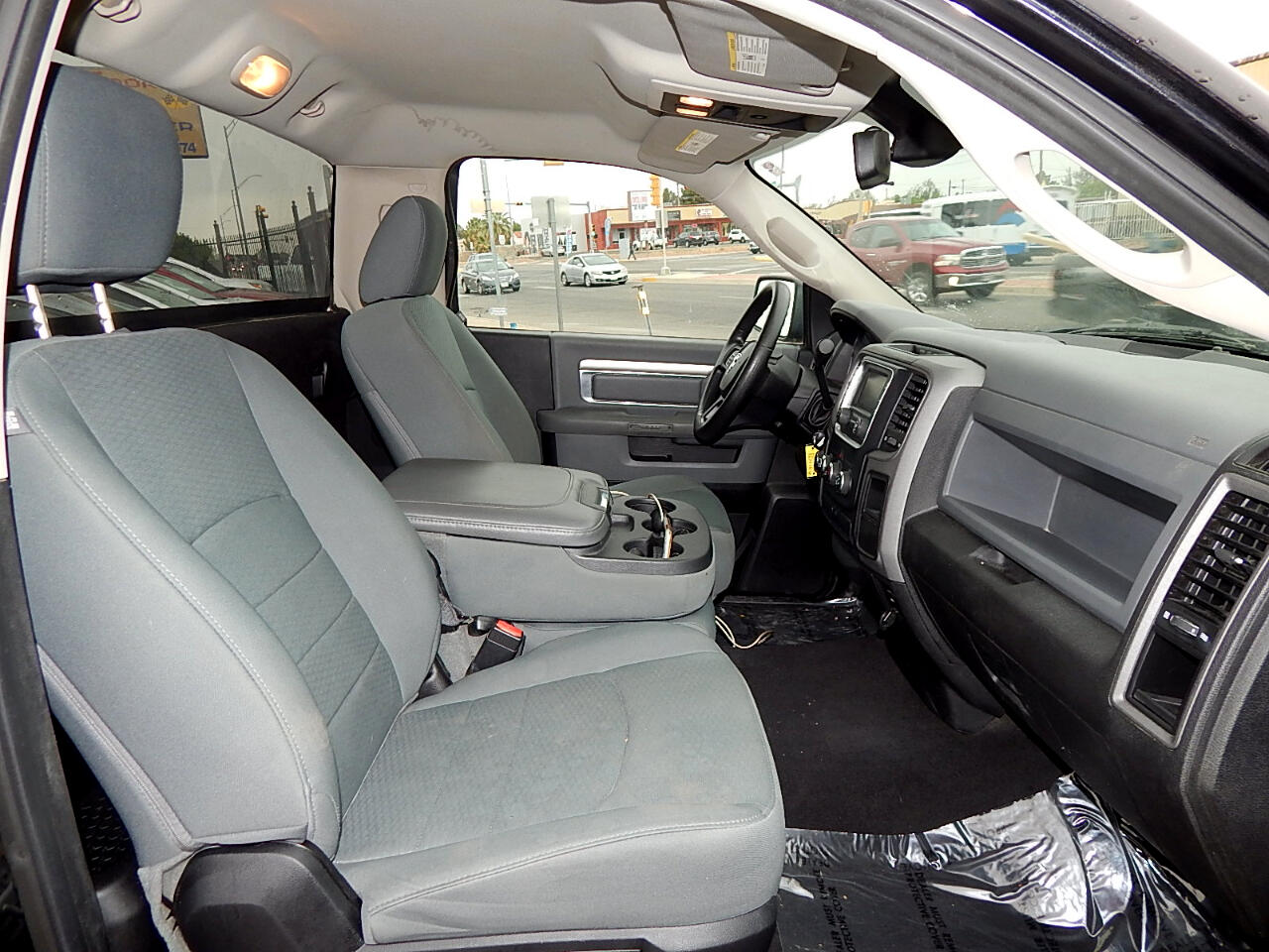 2014 RAM 1500 Express Regular Cab SWB 4WD