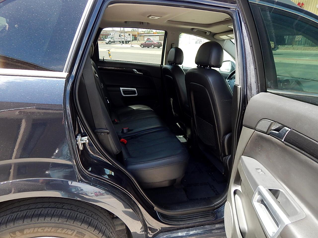 2015 Chevrolet Captiva Sport LTZ FWD