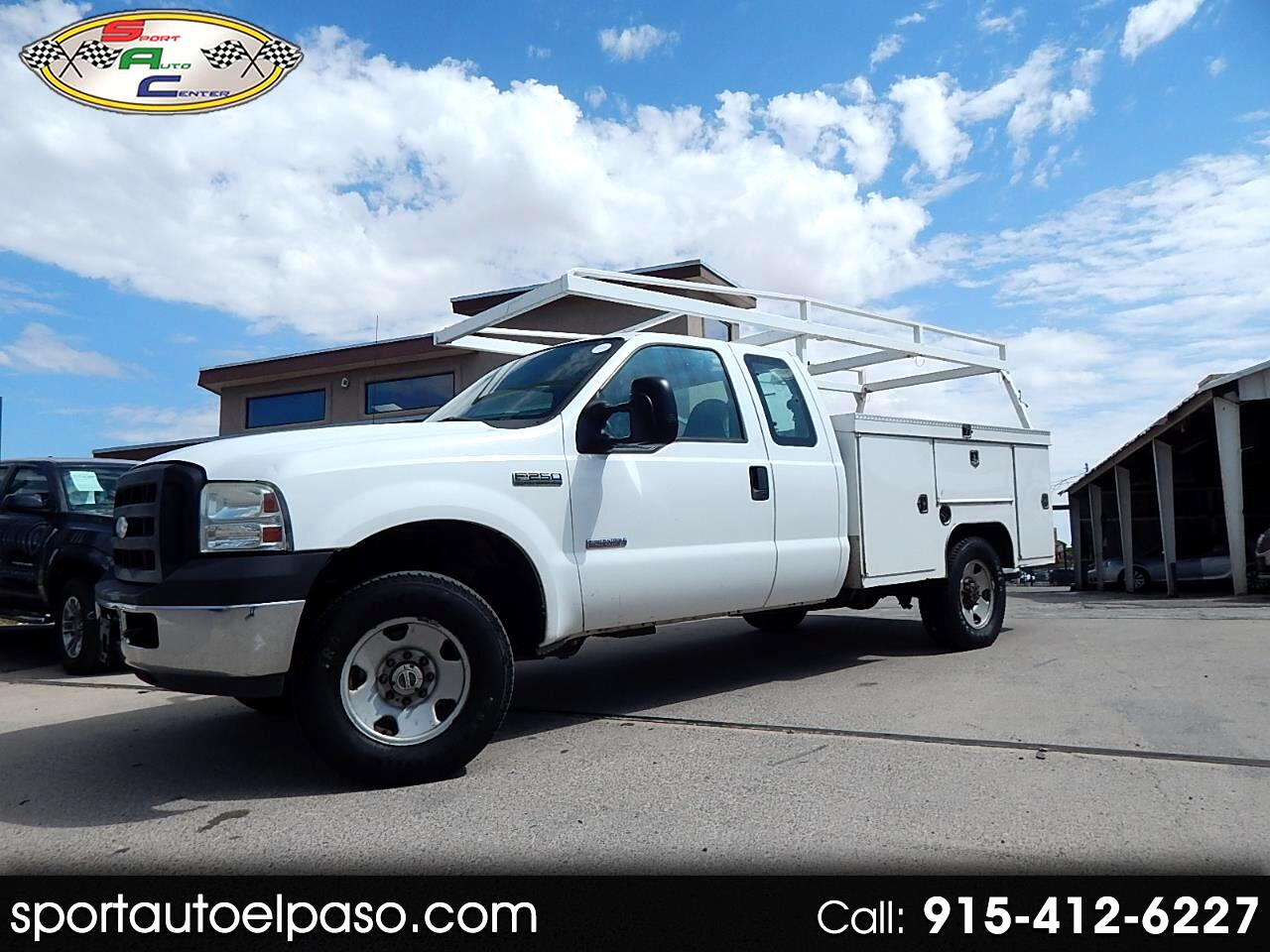 2006 Ford F-250 SD XL SuperCab 4WD