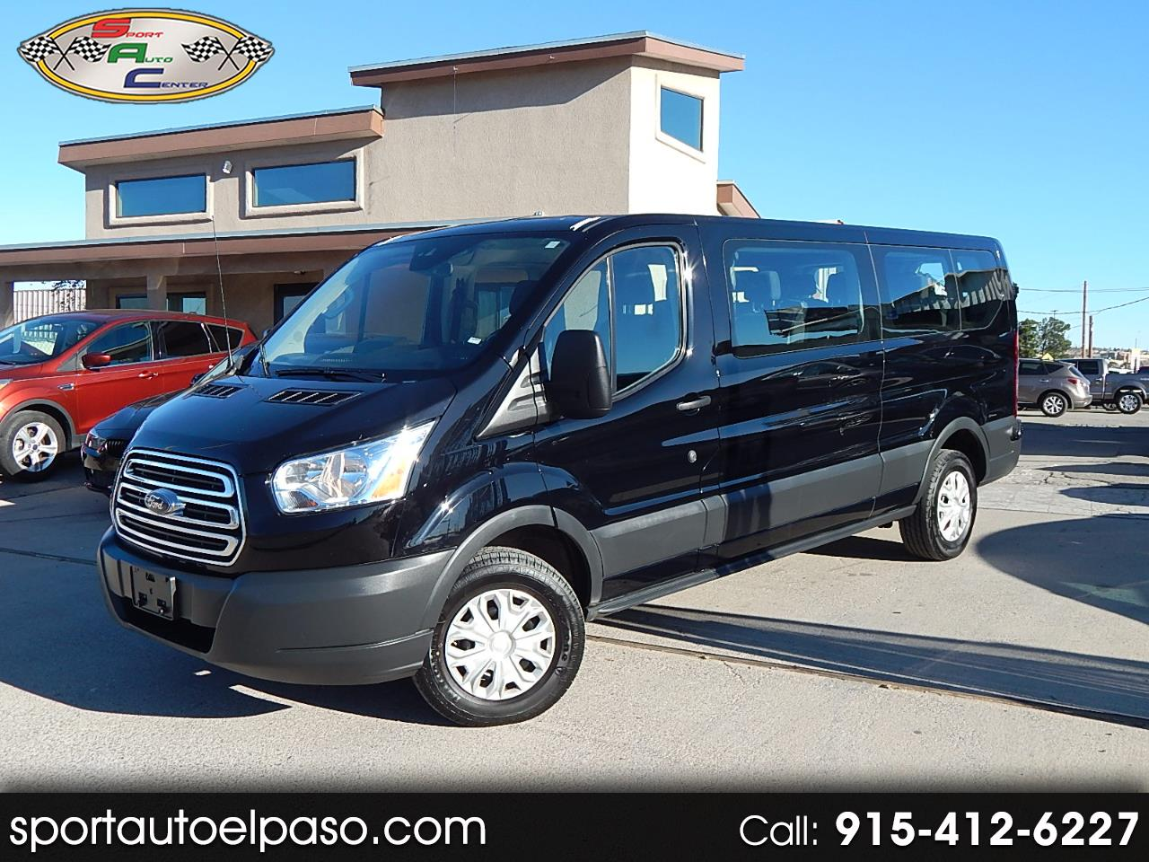 Ford Transit 350 Wagon Low Roof XLT 60/40 Pass. 148-in. WB 2018