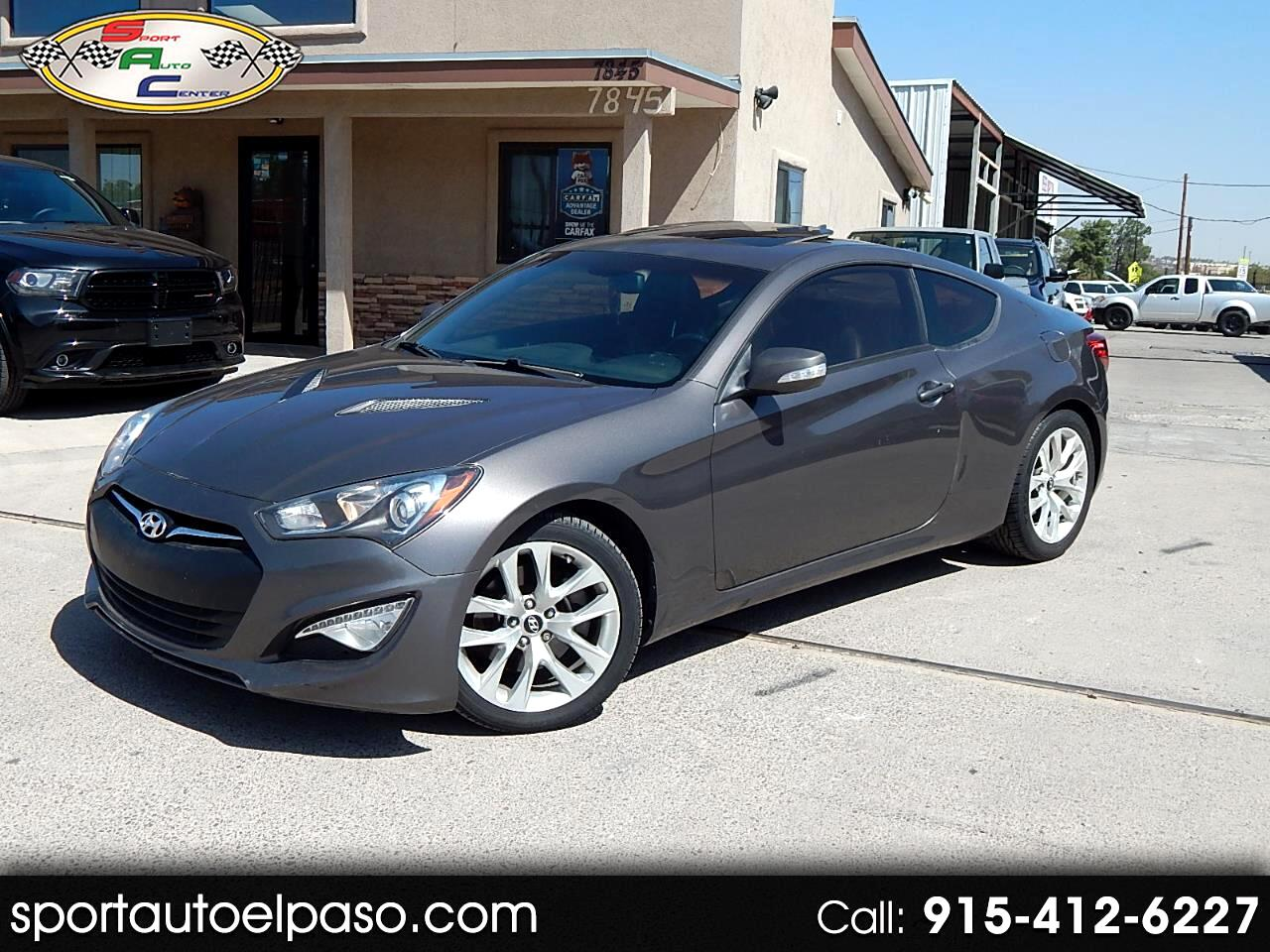 Hyundai Genesis Coupe 3.8 Grand Touring Auto 2013