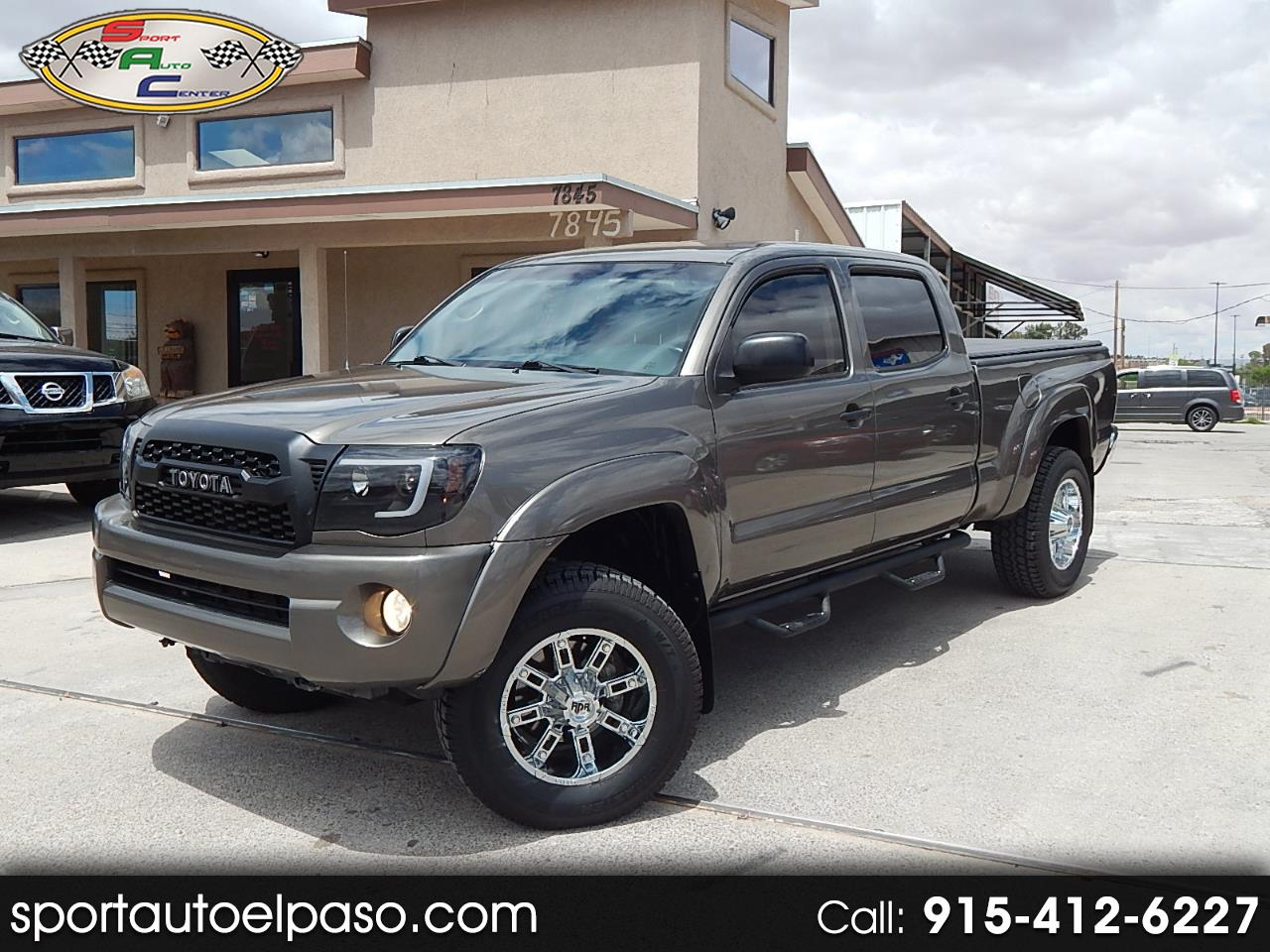 Toyota Tacoma PreRunner Double Cab Long Bed V6 2WD 2009