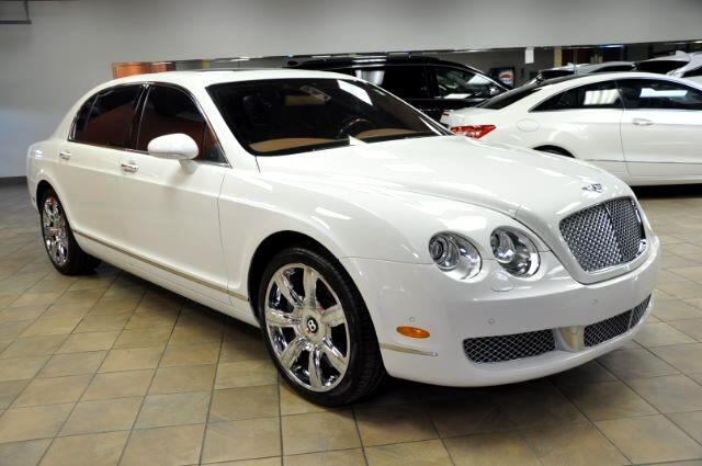 2007 Bentley Continental Flying Spur 4dr Sdn AWD