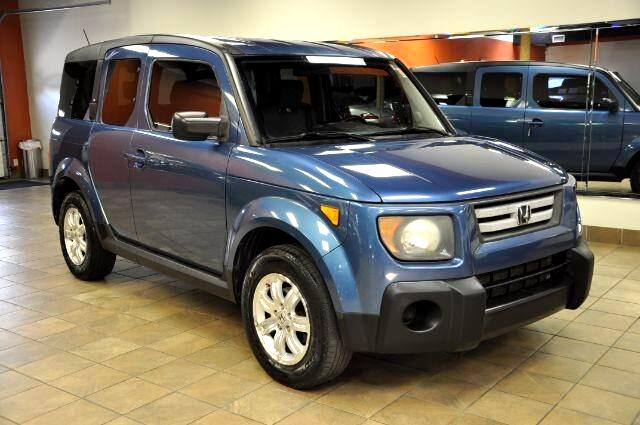 2008 Honda Element EX 2WD MT